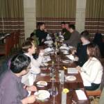 The 2009 Dinner